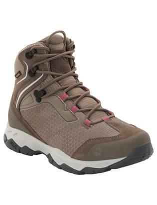 Jack Wolfskin Women's Rock Hunter Texapore MID Women's Waterproof Hiking Boot Boot