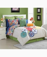 Fiesta Lucia Reversible Twin Comforter Set