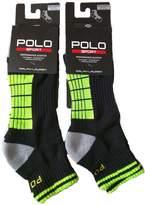 Polo Ralph Lauren Performance Quarter Ventilated Socks