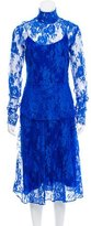Tome Lace Evening Dress w/ Tags