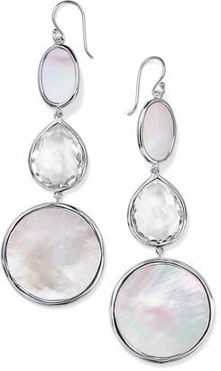 Ippolita Ondine Graduated Drop Earrings