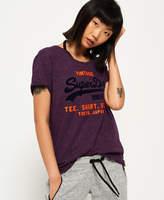 Superdry Shirt Shop Slim Boyfriend T-Shirt