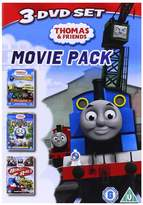 Thomas And Friend Movie Pack DVD