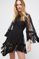 Alice McCall Are You Ready Girl Mini Dress by at Free People