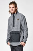 Burton Hearth Fleece Pullover Anorak
