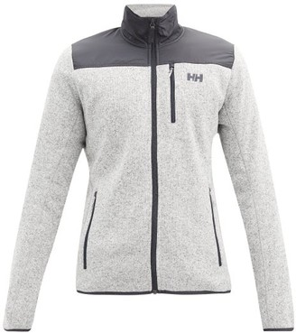 Helly Hansen Varde Fleece-lined Jacket - Light Grey