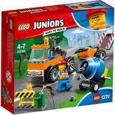 Lego Juniors Road Repair Truck 10750