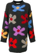 Ports 1961 long line floral jumper