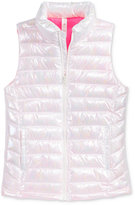 Ideology Puffer Vest, Big Girls (7-16), Only at Macy's
