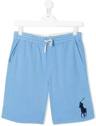 Ralph Lauren Kids TEEN jersey shorts