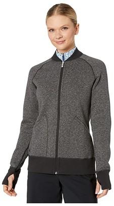 adidas Reversible Jacket (Black) Women's Clothing