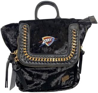 Oklahoma City Thunder Velvet Mini Backpack