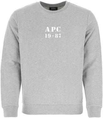 A.P.C. Gaby Logo Sweatshirt
