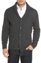 Nordstrom Men's Shawl Collar Button Cardigan