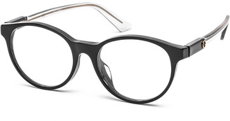 Gucci Unisex Gg0487oa 51Mm Optical Frames
