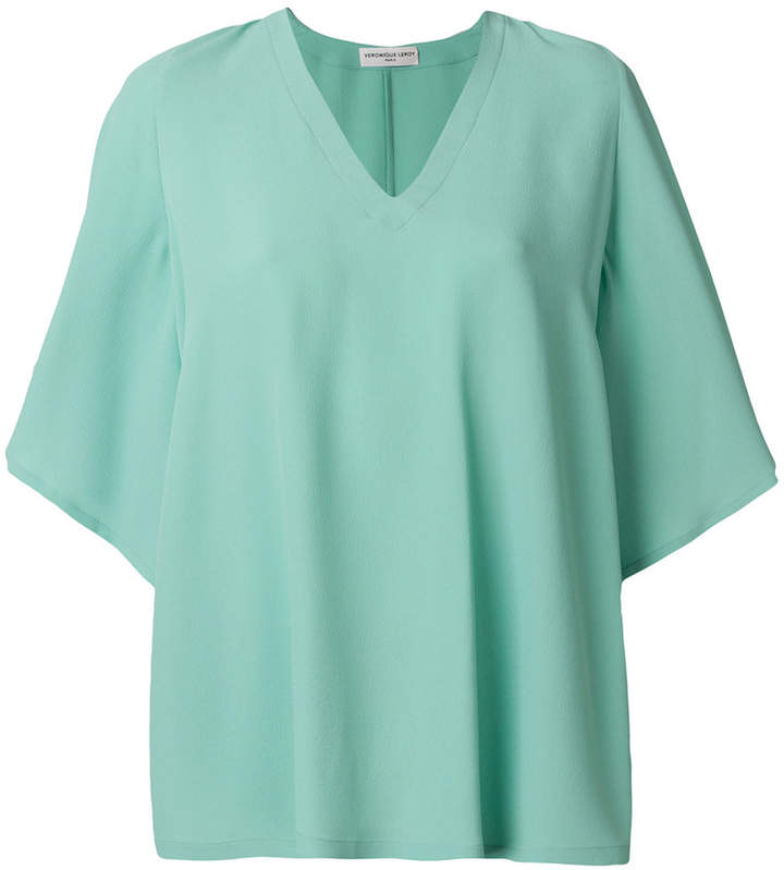 Leroy Veronique relaxed fit top