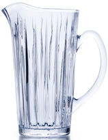 Mikasa Revel Glass Pitcher