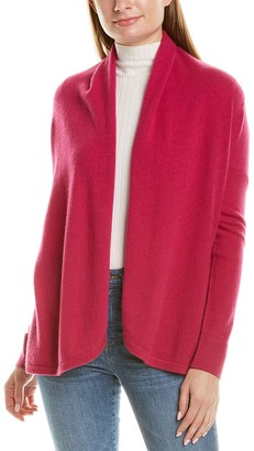 Two Bees Cashmere Shawl Cashmere Cardigan