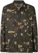 Edwin camouflage military style jacket