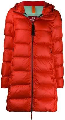 Parajumpers slim fit puffer coat
