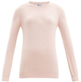 Johnstons of Elgin Cashmere Sweater - Pink