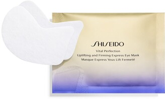 Shiseido Vital Perfection Uplifting and Firming Express Eye Mask