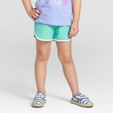 Cat & Jack Toddlers Girls' Fashion Shorts Cat & Jack - Jade Tree