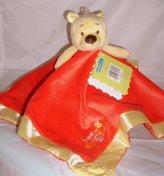 Disney Winnie the Pooh Lovey Blankie