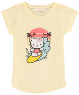 Simple Sale - Kitty Surf T-Shirt