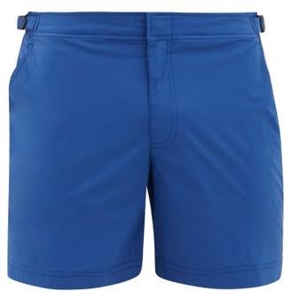 Orlebar Brown Bulldog Sport Tailored Swim Shorts - Mens - Blue Multi