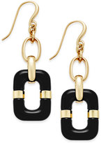 Charter Club Link Drop Earrings, Only at Macy's