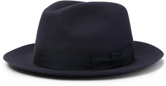 Lock & Co Hatters Fairbanks Rabbit-Felt Trilby