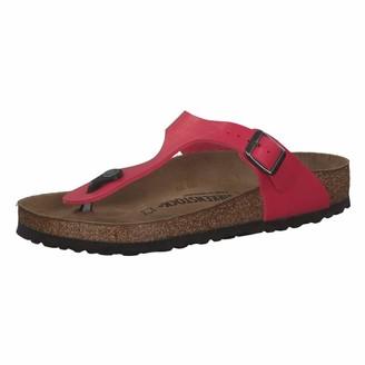 Birkenstock Tongs Gizeh Birko-flor Graceful Raspberry Womens Sandal