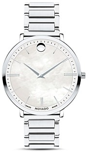 Movado Ultra Slim Watch, 35mm
