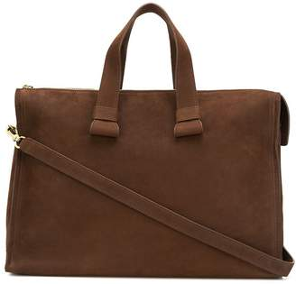 Orciani top-handle tote