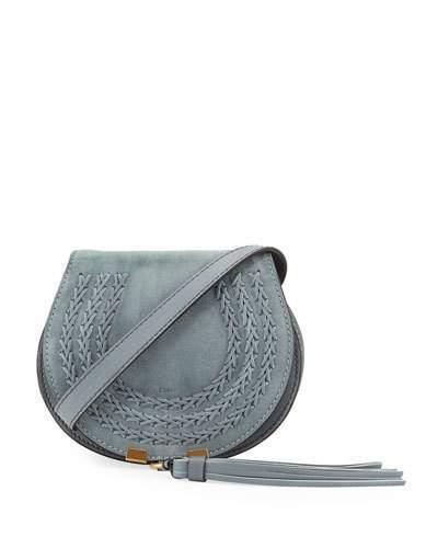 435cd2ff Marcie Mini Suede Crossbody Bag