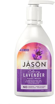 Jason Calming Lavender Pure Natural Body Wash 887Ml