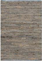 Surya Adobe Hand-Woven Gray Area Rug Rug