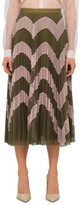 Mary Katrantzou Clementine Tulle Skirt