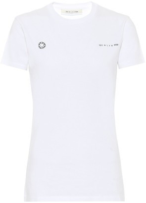 Alyx Cotton logo T-shirt