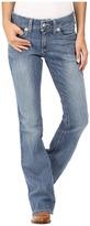 Ariat R.E.A.L. Bootcut Crescent Jeans in Azure