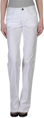 Carlo Chionna Casual pants - Item 36383036SI