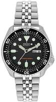 Seiko Men's SKX007K2 Diver's Automatic Watch