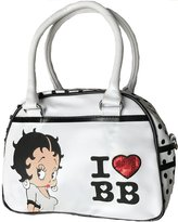Betty Boop Handbag with Handles and Shoulder Strap (Official Merchandise)