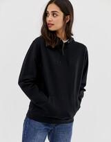 Asos Design DESIGN ultimate hoodie in black