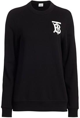 Burberry Dryden TB Monogram Sweatshirt