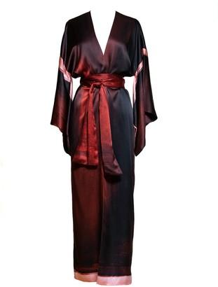 Carmen Molina Cherry Blossom Silk Carmen Kimono