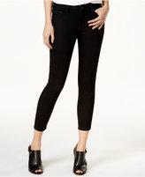 Tommy Hilfiger Greenwich Cropped Black Wash Skinny Jeans, Only at Macy's