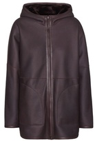 Loro Piana Kolby Reversible Leather And Shearling Jacket