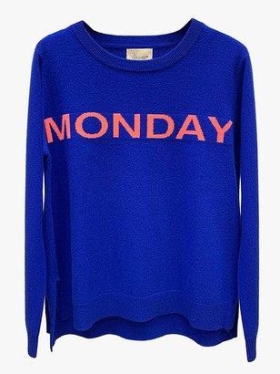 LULU'S LOVE - Monday Cashmere Jumper Blue - S